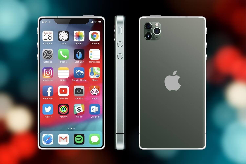 айфон 12 - какой он будет?